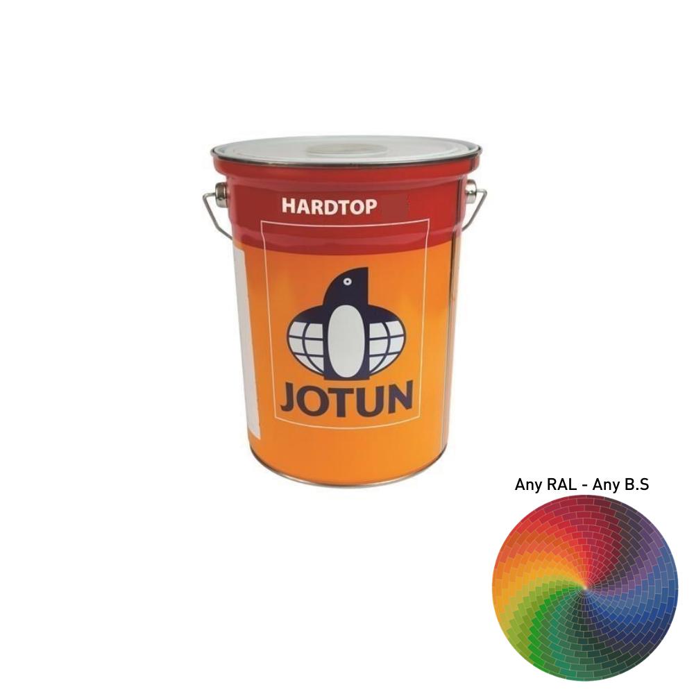 jotun paints hardtop xp