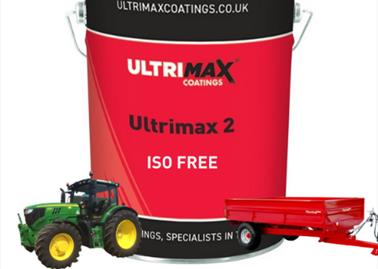 Why Ultrimax 2 Isocyanate-Free 2K Paint Is Perfect for Agricultural Machinery and Fenestration