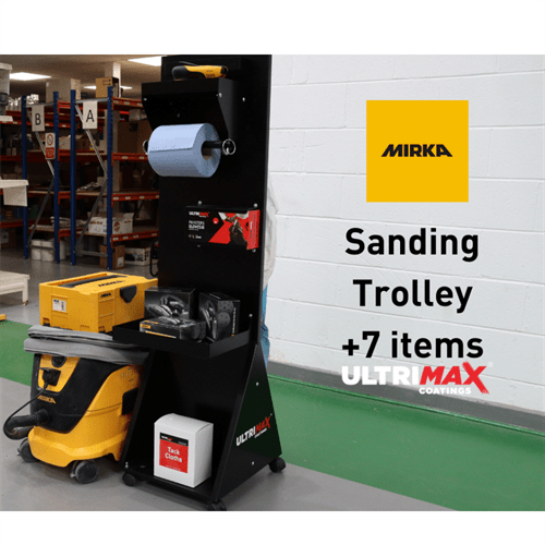Ultrimax Portable Sanding Trolley Deal